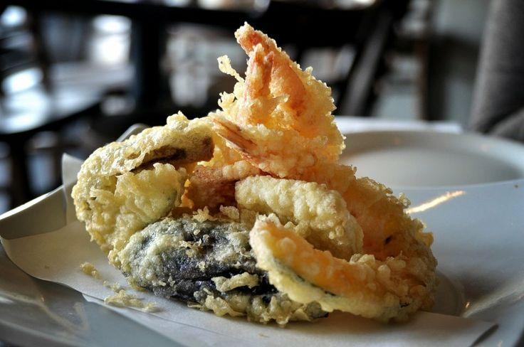 Shrimp and vegetable tempura | Yelp | resturants | Pinterest