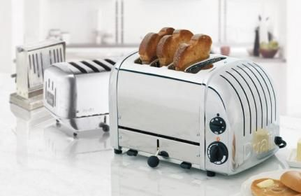 The Dualit Toaster is my favorite item in my kitchen!