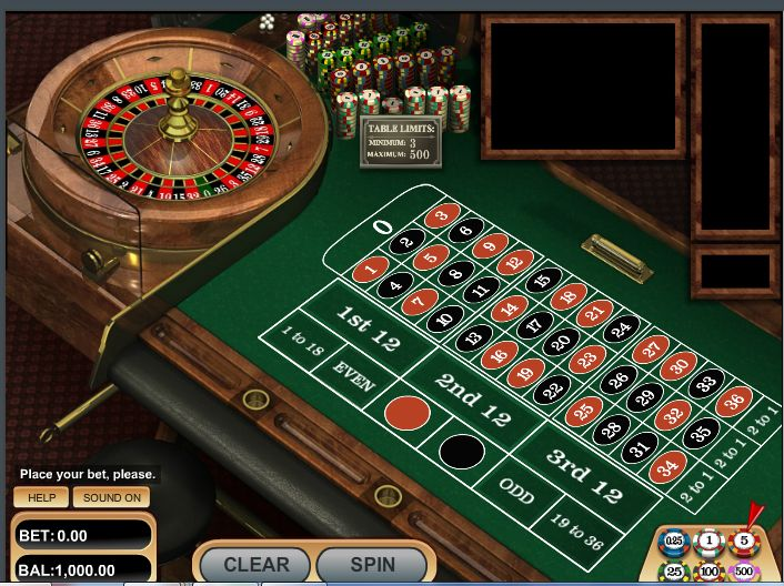 Roulette free resource how to create a gambling site