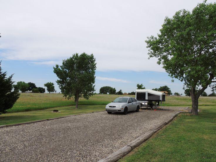 Cedar Bluff state park terrain #10, Ellis, Kansas (2015)