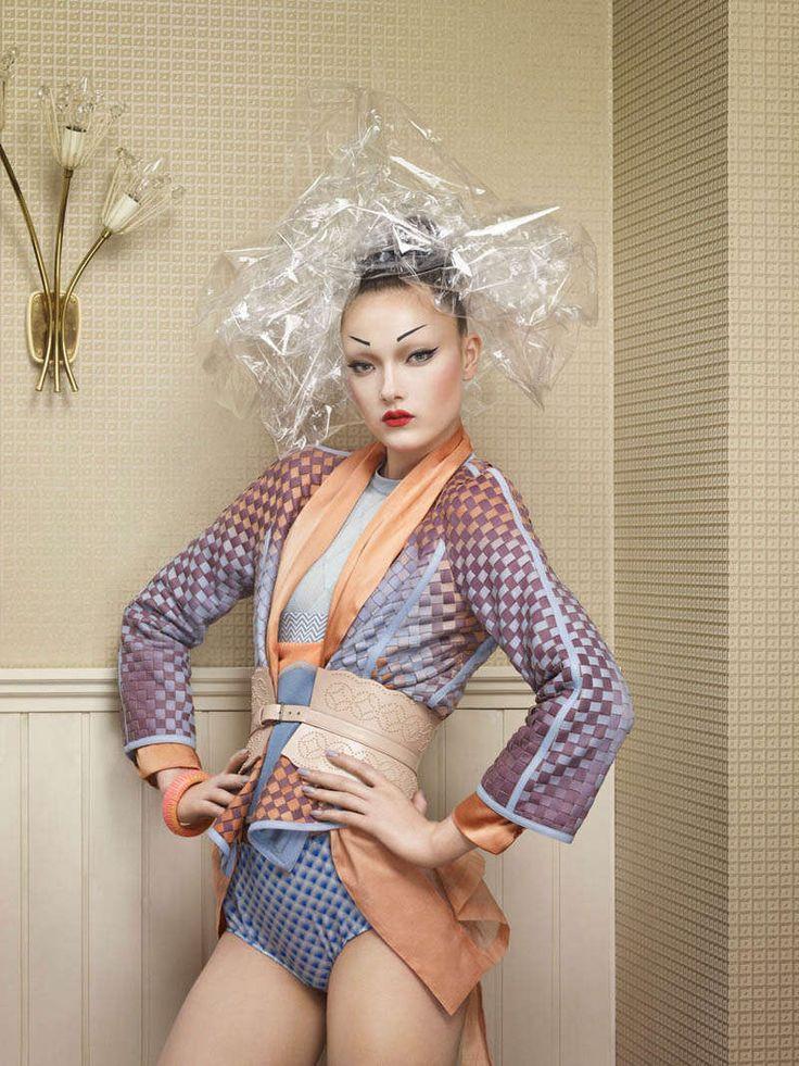Pop Geisha Editorials : Jalouse March 2013