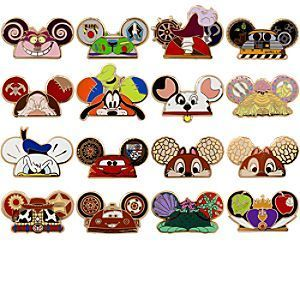 17 Best images about Disney Trading Pins on Pinterest | Disney ...