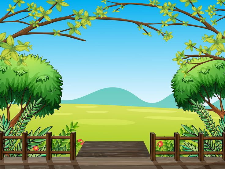 228 best cartoon landscape background images on pinterest - Moving animal wallpapers ...