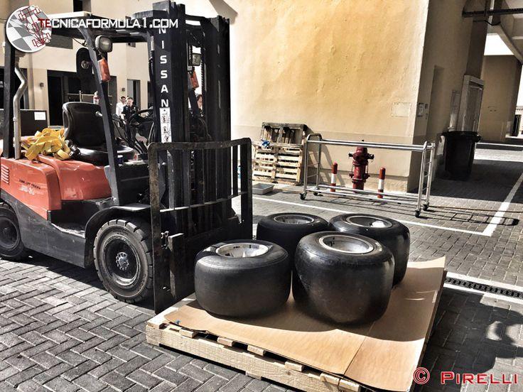 Pirelli quiere a más equipos en los tests de neumáticos de 2017  #F1 #Formula1