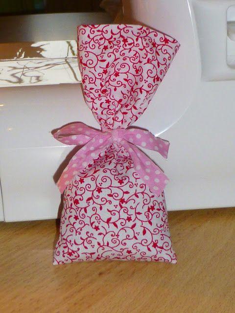 KINDERleicht und schön   Nähen mit Cherrygrön: Lavendelsäckchen