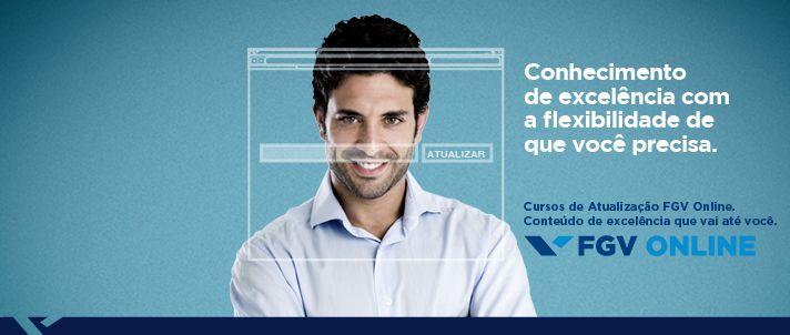 FGV Online - Cursos >> Gratuitos