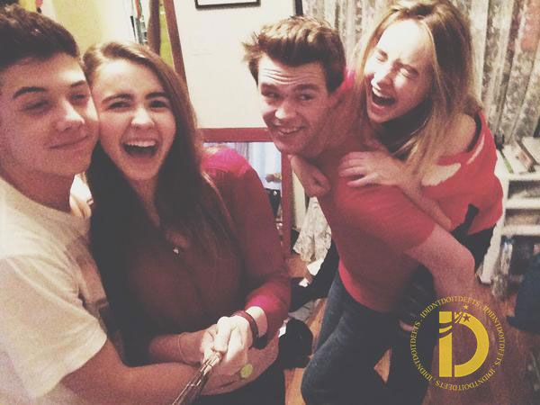 sabrina carpenter and bradley steven perry dating Bradley steven perry, actor: lab rats: elite force in 2007, perry began his professional acting career at the age of 8 with small roles in the films choose.