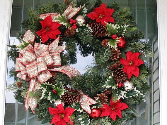 Best 8 Wreaths and Door Hangers ideas on Pinterest | Door ...