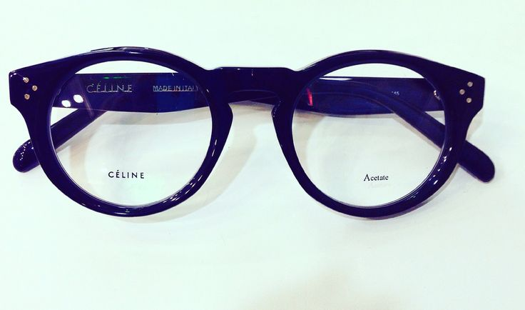 New amazing Celine at Be Seen Optics!