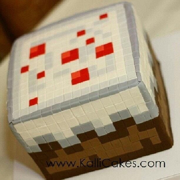 Ever Wondered What Minecraft Cakes Taste Like? You Can Find Out! « Minecraft
