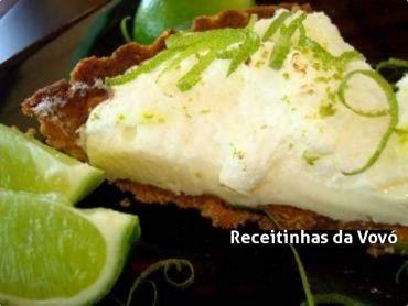 Image Torta de Limão Diet