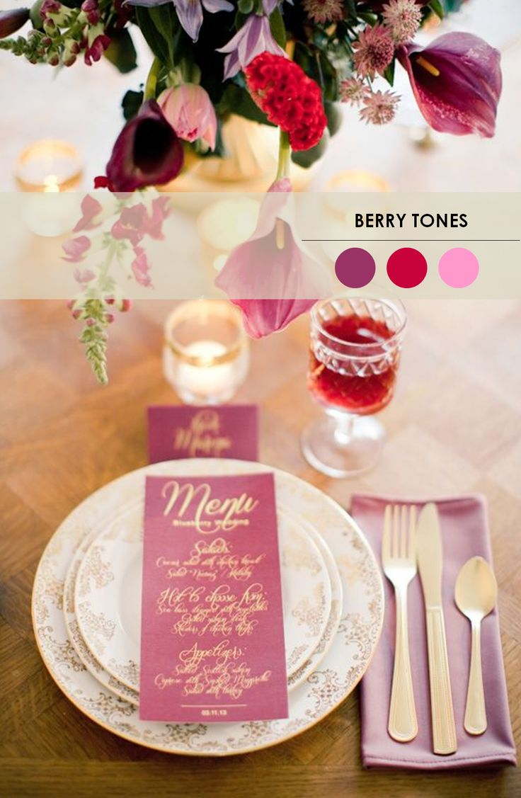 587 Best Ideas About Wedding Color Schemes On Pinterest