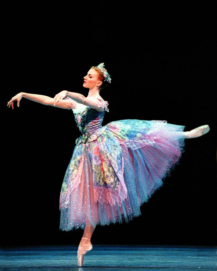 Stacy Lowenberg in Cinderella. Pacific Northwest Ballet, 2011. Photo by Angela Sterling.