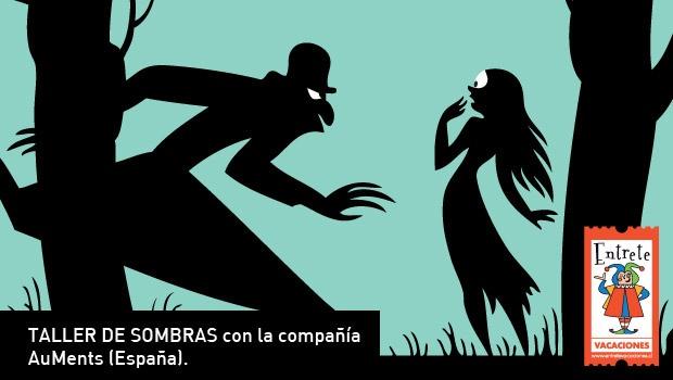 Taller de sombra en C. C. España
