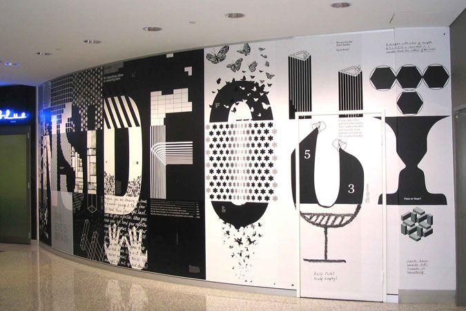Wall Graphic Designs Home Design Ideas