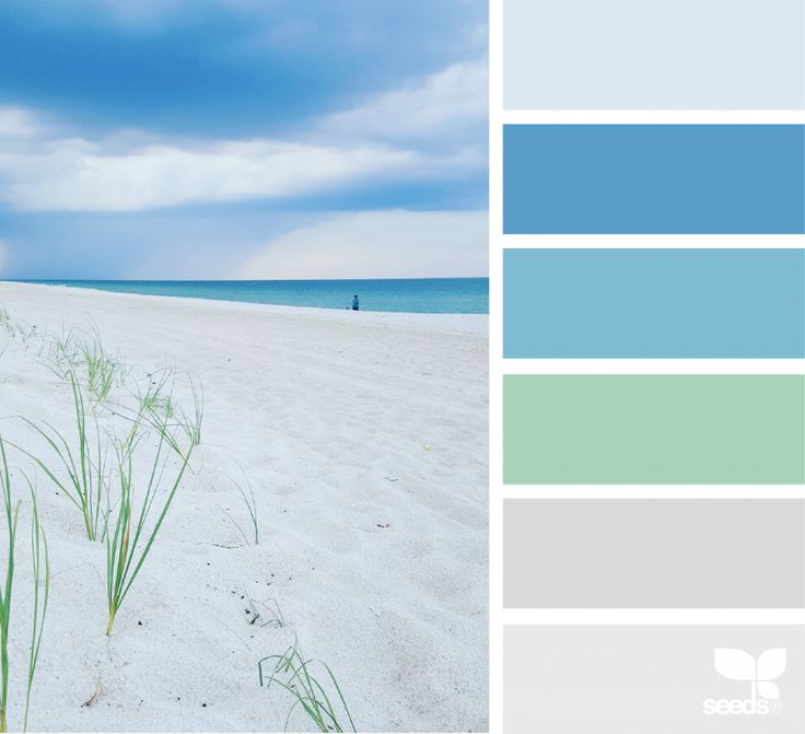 Horizon Hues | design seeds | Bloglovin'