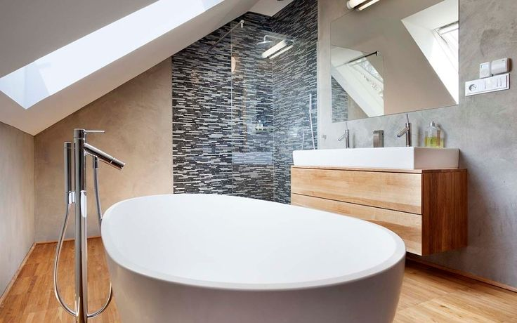 Priestranná kúpeľňa