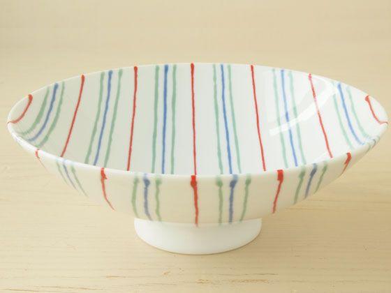 Japanese rice bowl 白山陶器 平茶わん