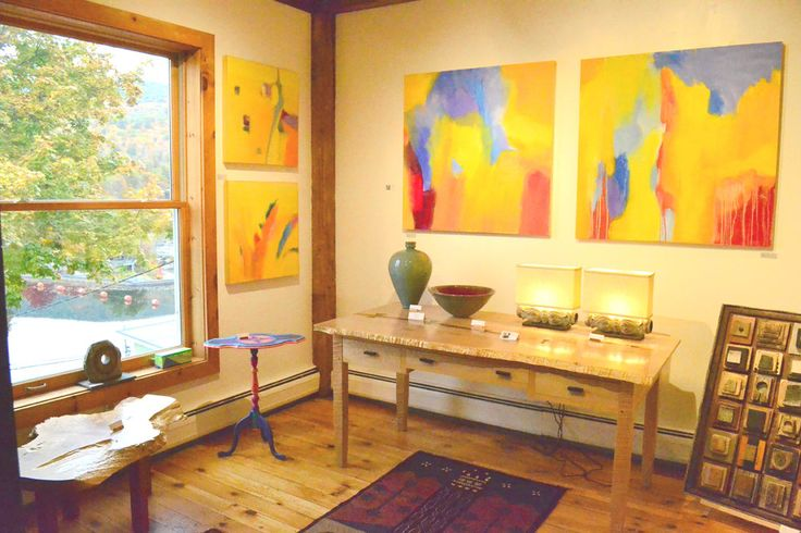If you are planning to visit the village of Shelburne Falls, Massachusetts, be sure to stop by Josh's local gallery!