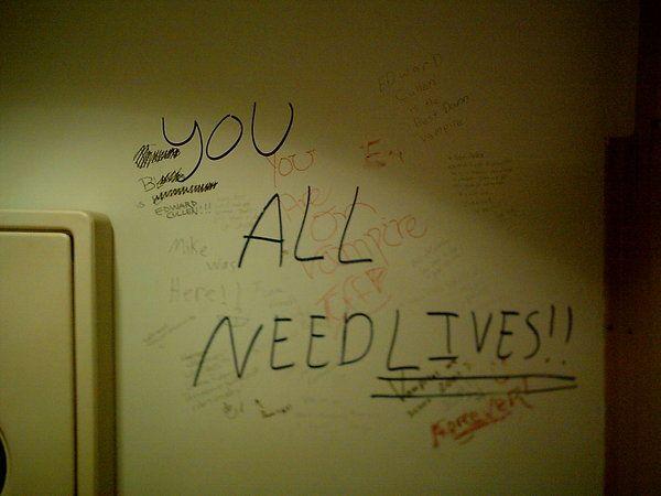 Bathroom Wall Writing 22 best bathroom walls images on pinterest | bathroom graffiti