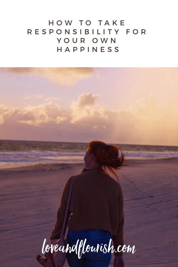 New blog post! Taking responsibility for your own happiness. I share a few things that have helped me with my happiness including  - positive self talk  - not comparing yourself to others - vibrating good vibes  Check it out over at loveandflourish.com