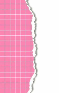papel rosa cuadricula rasgado con blanco | Texturas para