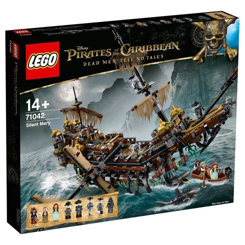 Superb LEGO 71042 Pirates of the Caribbean Silent Mary Now At Smyths Toys UK! Buy Online Or Collect At Your Local Smyths Store! We Stock A Great Range Of LEGO Specials At Great Prices.