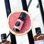 Good morning with a fresh  fragrance from oleyaro  Grapefruit essential oil perfect for a day to recover  essentialoils myproducts naturalskincare feedyourskin naturelover oleya naturalingredients cosmeticoils dermatology skinproducts