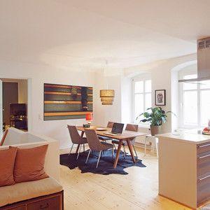 Cute interior dining room essen planung einrichtung esszimmer k che berlin