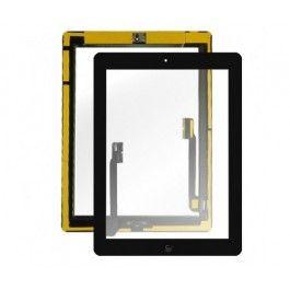 iPad 3 Digitizer Touchscreen Full Assembly ( Grade A )  Kit Includes: •1 iPad 3 Digitizer Touchscreen Full Assembly ( Grade A ) •1 iPad 3 Home button + Flex •1 iPad Adhesive