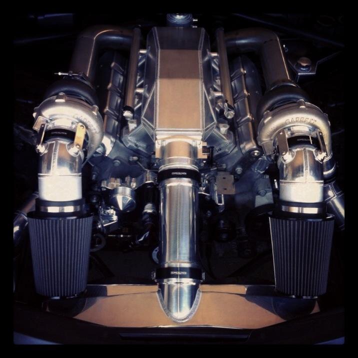 Ls1 Engine Twin Turbo: Twin Turbo, Cars, Dream Cars