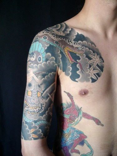 traditional japanese tattoo designs Car Tuning