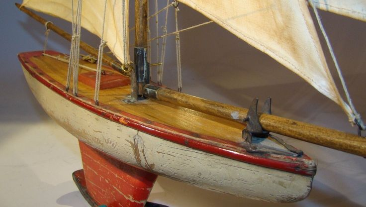 109 best images about pond yachts on pinterest english models and boats - Voilier de bassin ancien nanterre ...