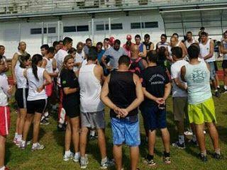 São Sebastião do Umbuzeiro a Vista: Sargento da Polícia Militar morre em treinamento d...