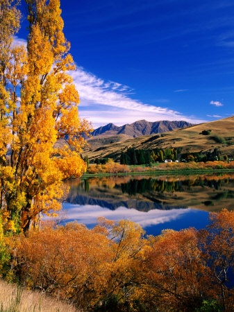 Queenstown, New Zealand. I have read about this country, have friends from here and would love, love to visit one day.