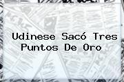 http://tecnoautos.com/wp-content/uploads/imagenes/tendencias/thumbs/udinese-saco-tres-puntos-de-oro.jpg FOX SPORTS. Udinese sacó tres puntos de oro, Enlaces, Imágenes, Videos y Tweets - http://tecnoautos.com/actualidad/fox-sports-udinese-saco-tres-puntos-de-oro/