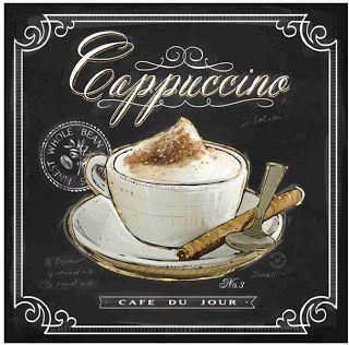 Arte lá em casa: Imagens para Decoupage - Chá/Café