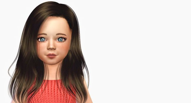 Sims 4 CC s The Best Anto Sunshine Toddler Version by