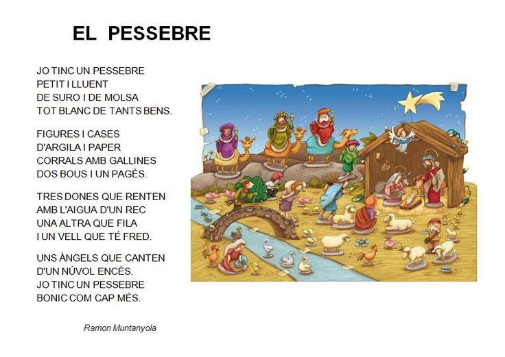 poemes de nadal en català - Cerca amb Google