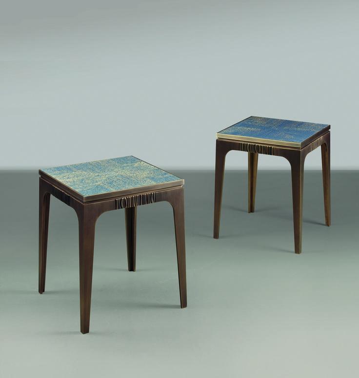 David Collins Studio Unveils Furniture with Promemoria