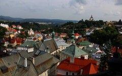 Banská Štiavnica old town (UNESCO), Slovakia