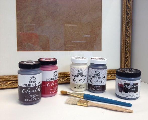 195 Best Images About Chalk Paint On Pinterest | Furniture