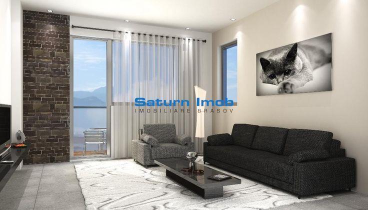 Vanzare apartament 2 camere Proiect 2016 , zona Tractorul Brasov