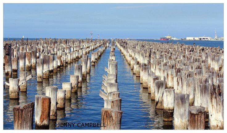 Princes pier, Port Melbourne by Jenny Campbell on 500px