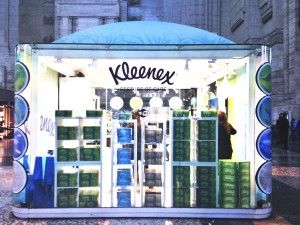 "ModaeStyle: Kleenex vi aspetta al suo Temporary Store ""Wellnes..."