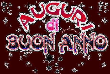 BUON CAPODANNO - HAPPY NEW YEAR - AUGURI DI BUON ANNO - CheLaVitaContinua