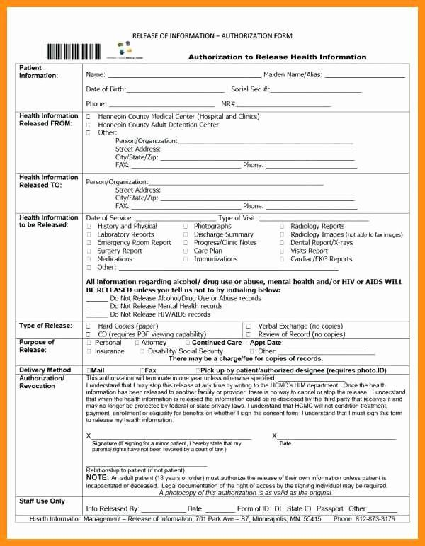 Hospital Release Form Template Lovely 9 Best Of Free Printable Hospital Discharge Forms Peterainswort Doctors Note Template Treatment Plan Template Templates