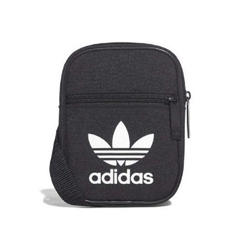 Adidas Originals Festive Bag Trefoil Black Casual Unisex Backpack Travel  DV2405  adidas  FannyWaistPack 1a71a07b35