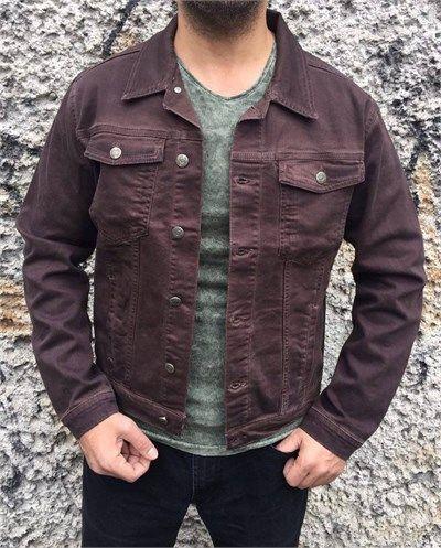 Erkek kahverengi kot ceket modellerini en ucuz fiyatlarıyla kapıda ödeme ve taksit ile Outlet Çarşım'dan satın alabilirsiniz.