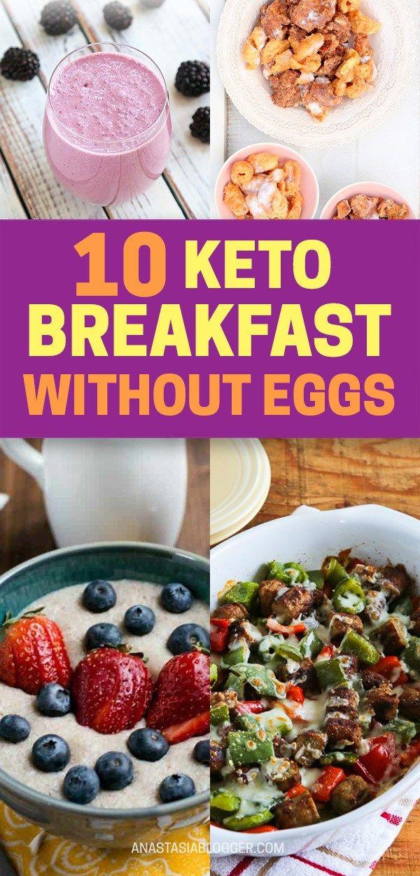 Keto Breakfast No Eggs 10 Best Egg Free Keto Recipes Low Carb